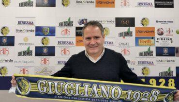 Serie D, Giugliano: Ufficiale il nuovo allenatore: Eduardo Imbimbo