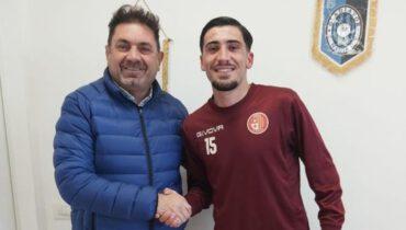 Serie D - Real Agro Aversa, ufficiale l'arrivo di un giovane centrocampista