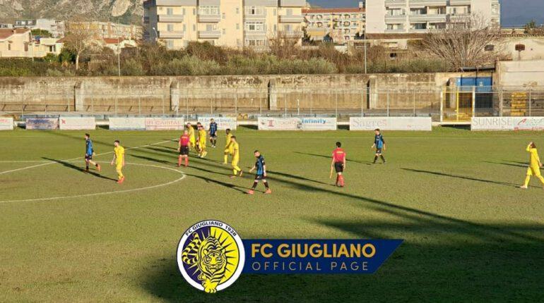 Serie D, Gladiator-Giugliano: 0-0. Un pareggio che scontenta tutti