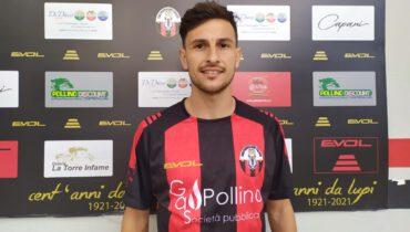 Serie D - Giugliano, l'ex centravanti Lautaro Fernandez trova squadra: il Castrovillari!