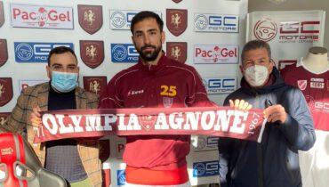 Serie D - Puteolana: ceduto il greco Nikolopoulos, che resta però in Italia