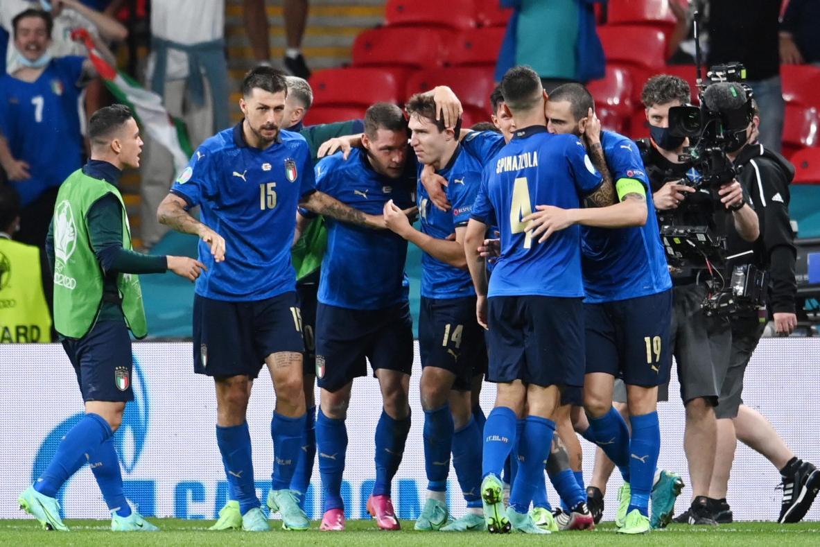 Italia Austria 2 - 1: Chiesa e Pessina valgono il passaggio del turno, ma  che fatica!