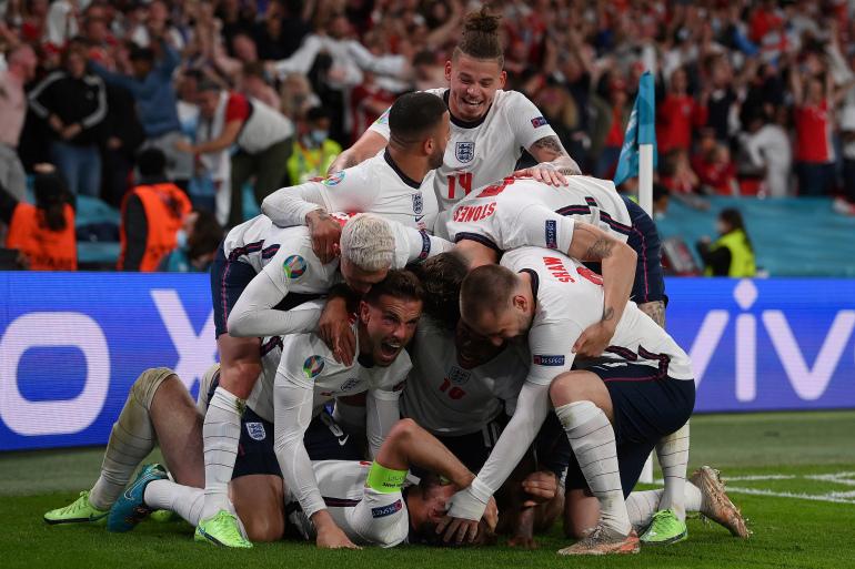 Inghilterra danimarca