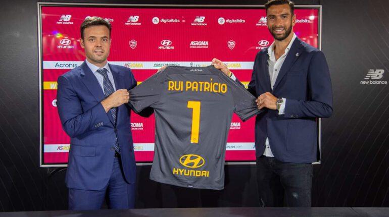 Rui Patricio Roma